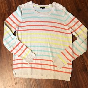 The Best Time to Wear a Striped Sweater is...